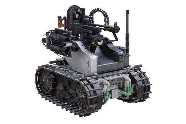 Robots militares