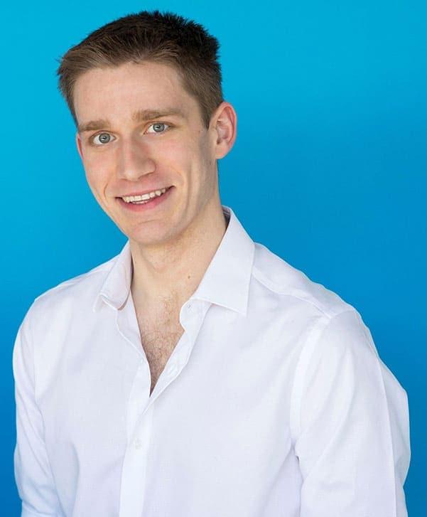 Gavin Tessier Toronto Piano Vocal Musical Theatre Teacher