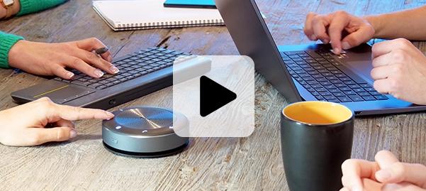 Audio pieuvre et micro sans fil pour le travail à distance