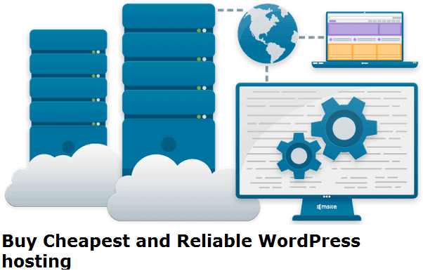 Buy Cheapest and Reliable WordPress hosting