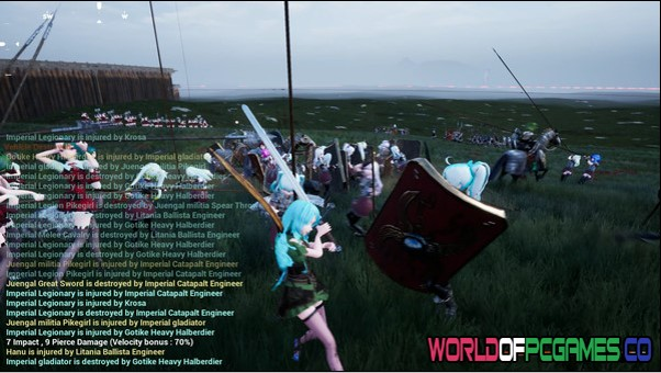 Girls Civilization Descarga gratuita de juego de PC por Worldofpcgames.co