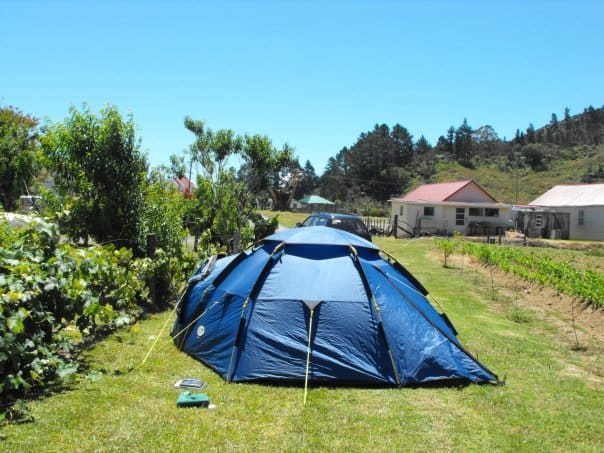 Try Freedom Camping in New Zealand