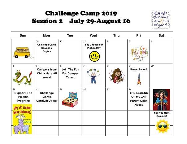 Challenge S2-2019