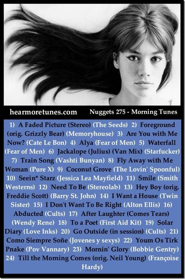 Nuggets 275 - Morning Tunes