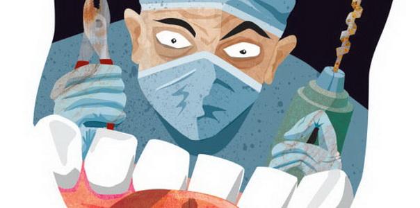 ترس از دندان پزشک