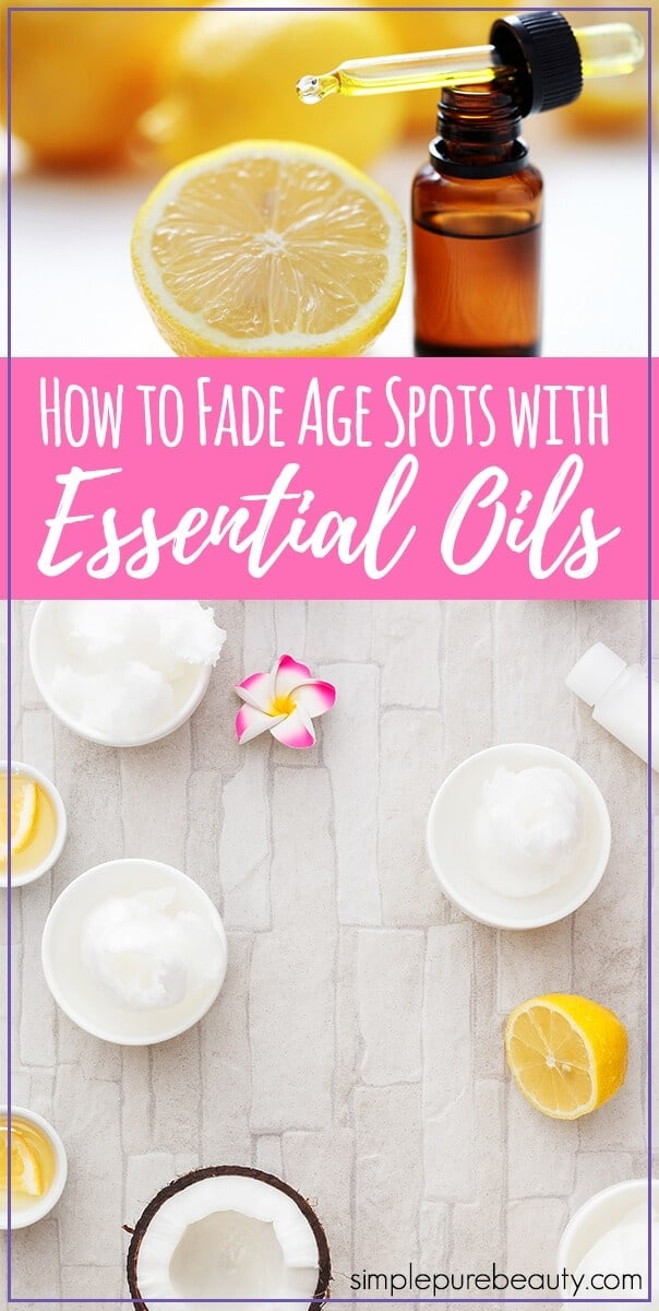Tired of uneven skin tone? Check out the super simple single ingredient for radiant looking clear skin, lemon essential oil! #antiaging #essentialoils #naturalbeauty #skincaretips #skincare #lemonoil