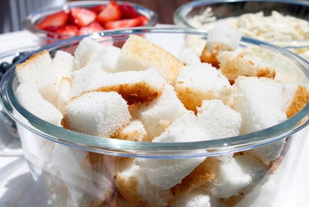 OXO Summer Fruit Trifle