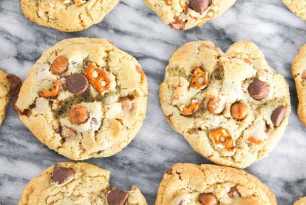 Kitchen Sink Cookies The Salted Cookie