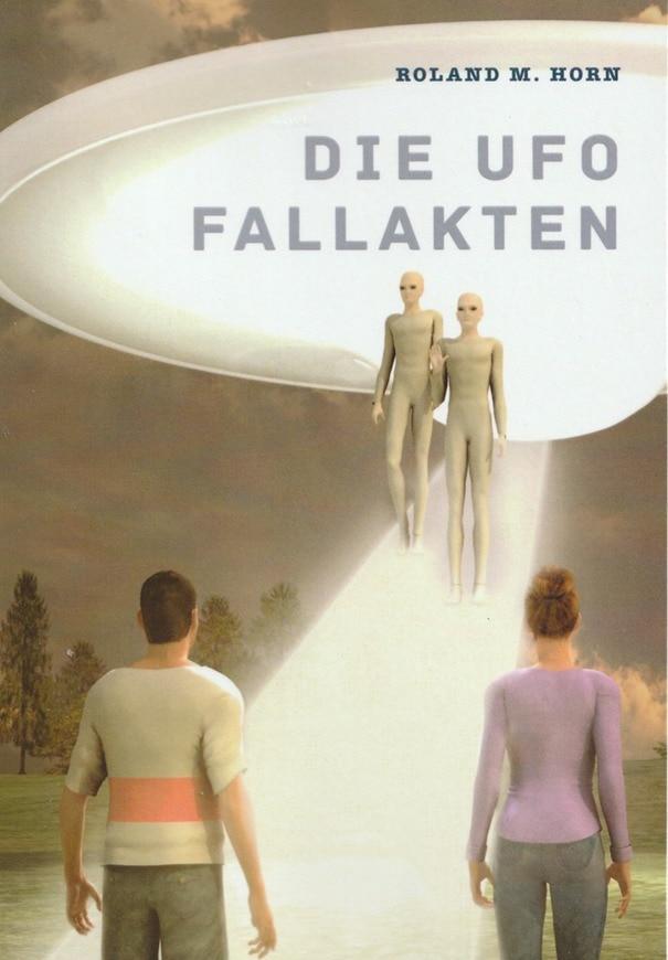 Cover: Die UFO-Fallakten