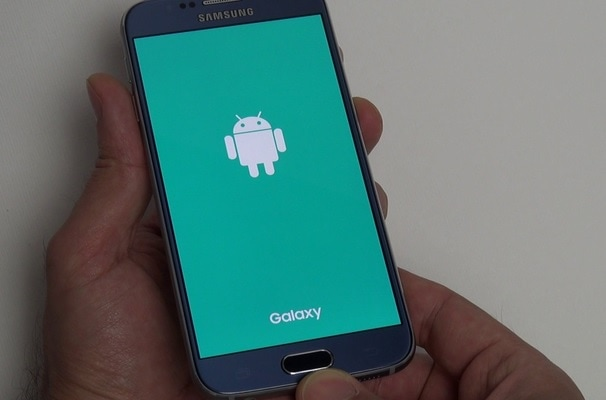 Galaxy S6 touch screen not working