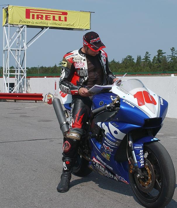 Moto Canadian Superbike Championship