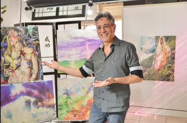 Henrique Vieira Filho - Artista Plástico