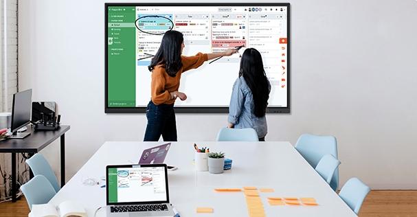 présentation sans fil BYOD école et entreprise