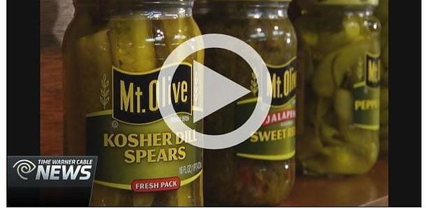 Mt Olive Pickles news Story