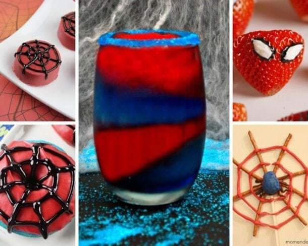 Spider-Man Recipes