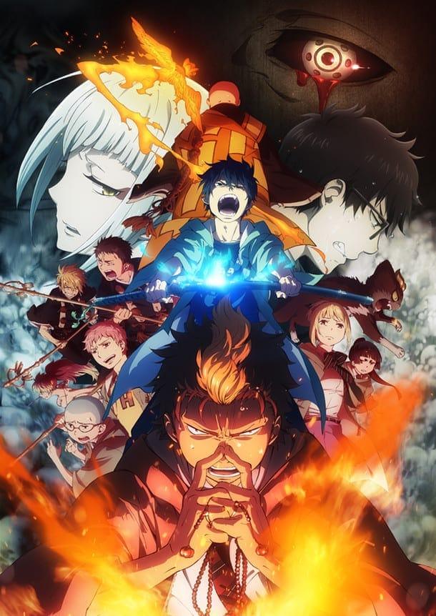 Blue Exorcist: Kyoto Impure King Arc มือปราบผีพันธุ์ซาตาน ภาค2