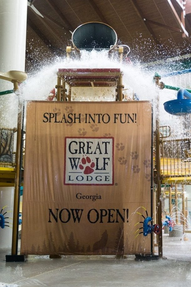 Great Wolf Lodge Georgia Now Open