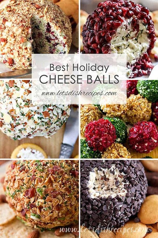 Holiday Cheese Ball Recipes