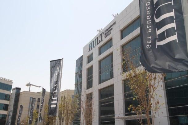 Hult business school exterior
