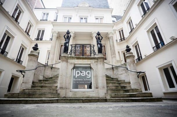 IPAG business school - campus