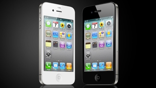 Apple iPhone 4 Black Screen of Death