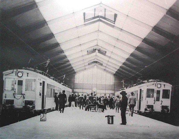 Estación de Quetzaltenango - Ferrocarril de los Altos