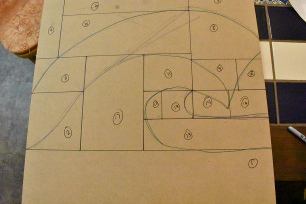 Large Wave pour sketch
