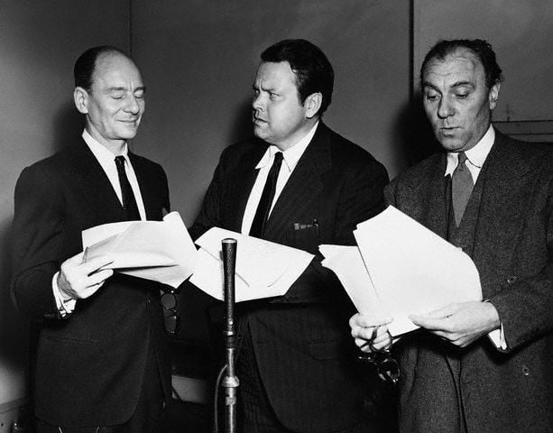 Hear The New Adventures of Sherlock Holmes, the Vintage Radio Drama Starring John Gielgud, Orson Welles & Ralph Richardson - @Open Culture #sherlockholmes #arthurconandoyle #orsonwelles Artes & contextos hear the new adventures of 1