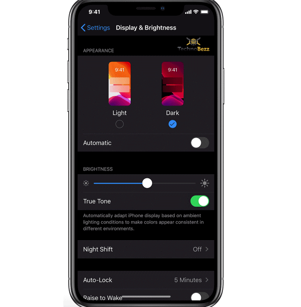 How To Turn On Dark Mode On iPhone 11 Series 19