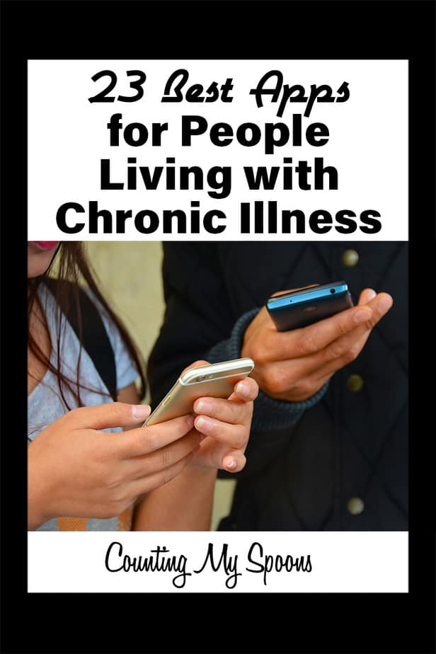 23 best apps to help you live with chronic illness