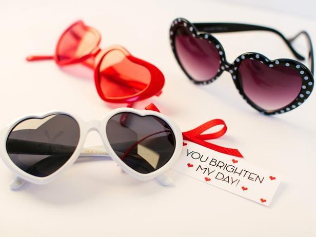 Sunglasses Valentines