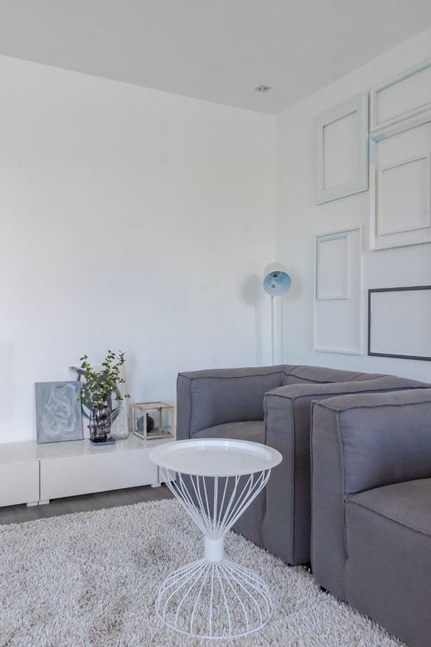vastgoedstyling woonkamer