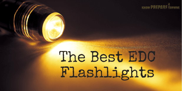 Best EDC Flashlights for Everyday Carry