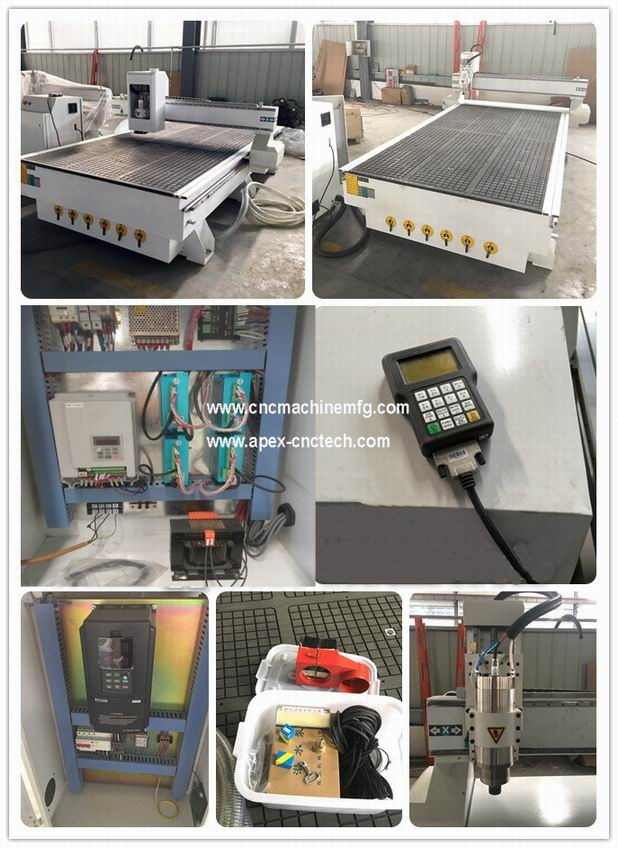 Heavy-Bed-Structure-1325-CNC-Router Cabinets-Doors-Producing-CNC-Router (1)