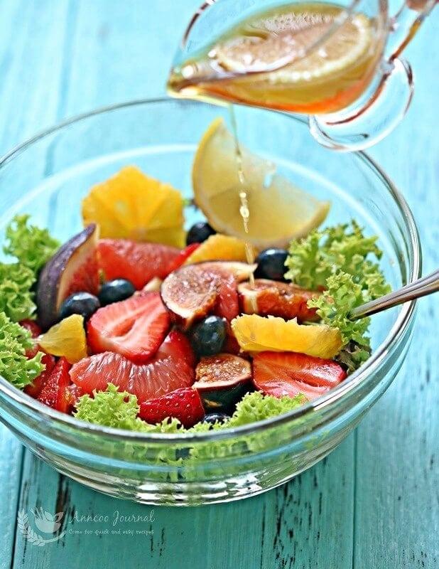 simply refreshing salad