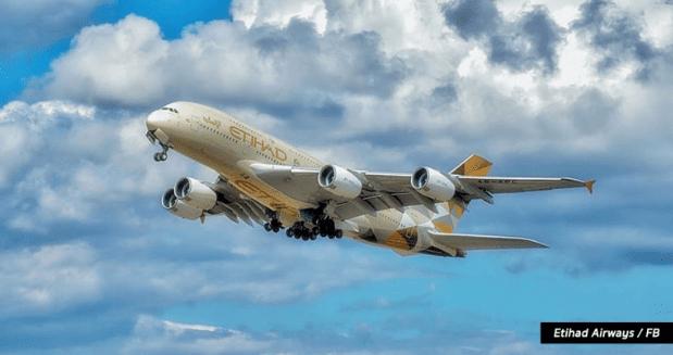 เอทิฮัด (Etihad Airways)