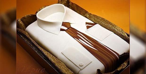 Official shirt cake