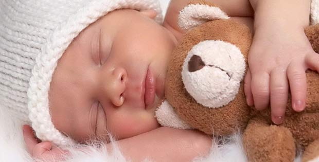 Two magic words to make your baby fall asleep in a minute