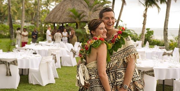 Wedding on Fiji