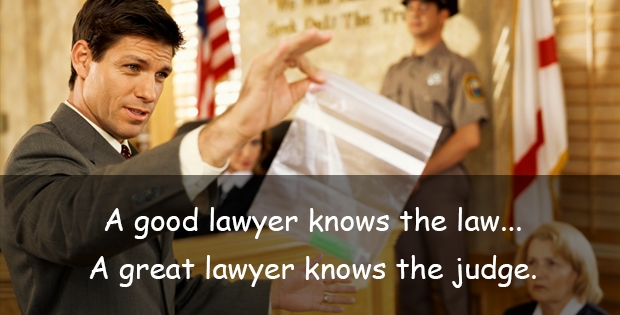 Funny quote about lawyer