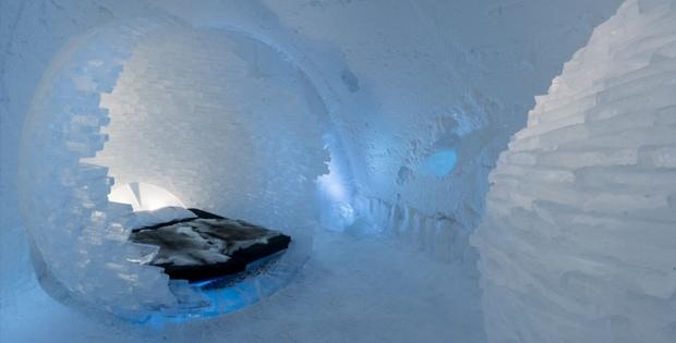 Sweden's Ice Hotel