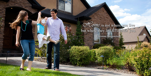 There is no place like home: quotes