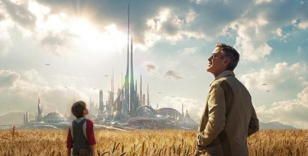 Tomorrowland (2015): Trailer & Film Review