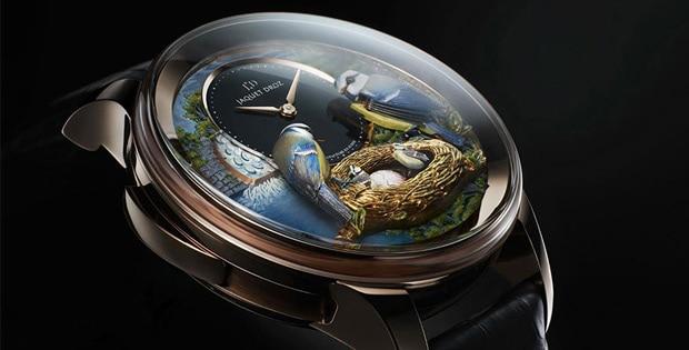 Bird Repeater watch