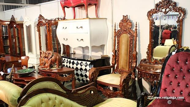 Indian Fair in Yaroslavl (2015). Furniture