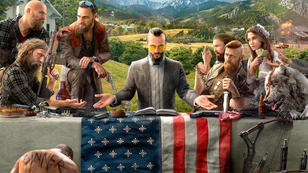 Far Cry 5 von Ubisoft