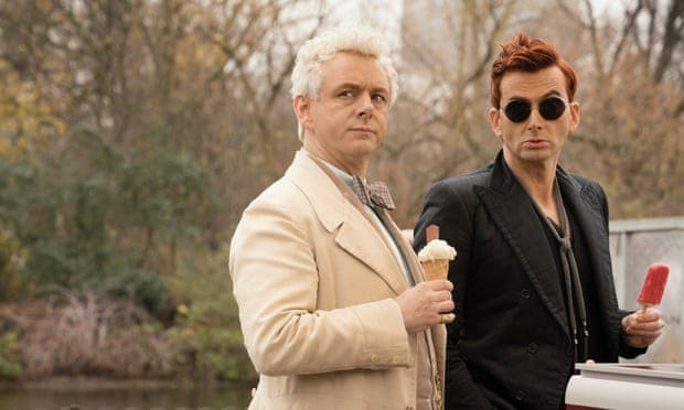 Good Omens on Prime Video: The Streaming Wars