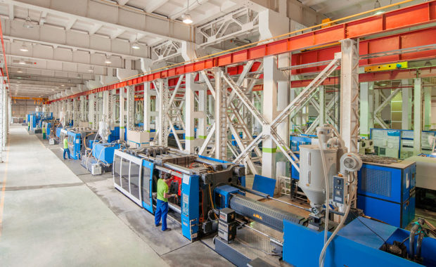 Plastic manufacturers are a big component of the whole plastic industry