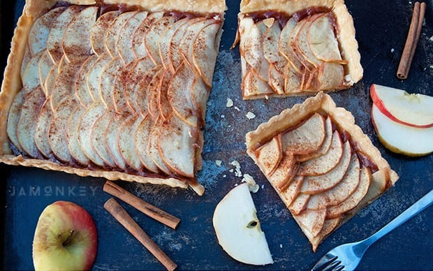 Apple Butter Tart Recipe