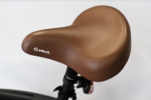 Cruiser bike seat